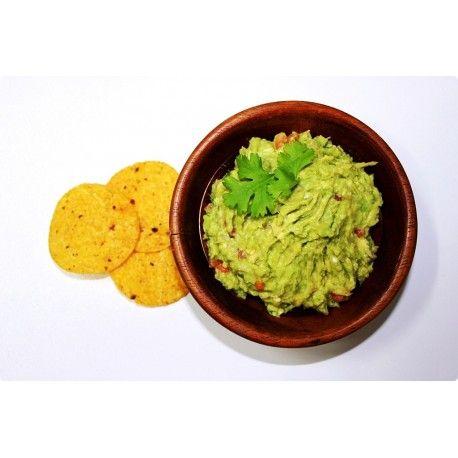 Guacamole a domicilio - Guacamole a la carta - Guacamole en el desayuno