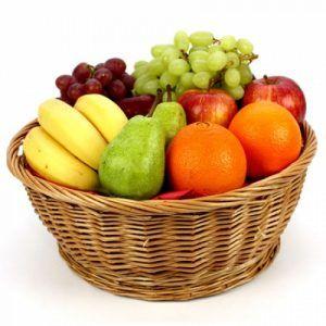 Cesta de Fruta Patty Selección