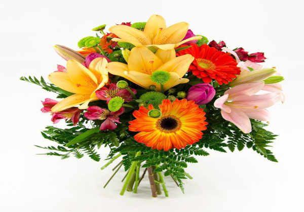 Regalo original Flores