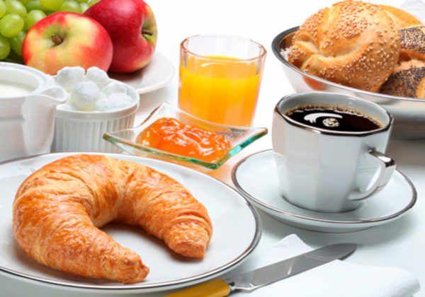 Desayuno mixto empresa