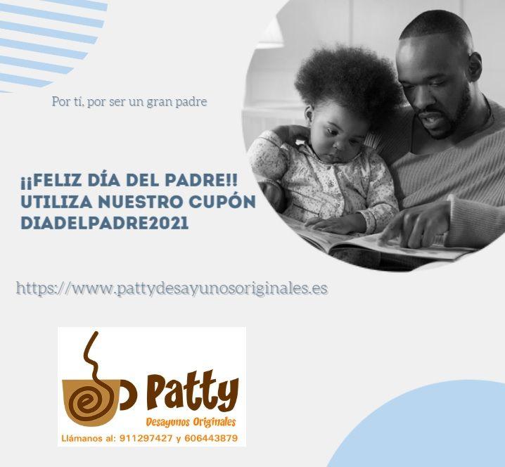 Desayunos a domicilio Día del Padre – Patty Desayunos