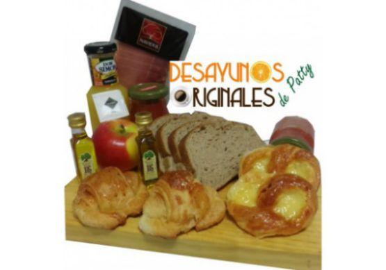 Desayunos a domicilio economicos Madrid - Desayunos Mixtos a domicilio Madrid